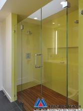 security steel glass door design