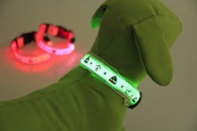 Hot sale harness!!!pet accessory manufacturer led pet product
