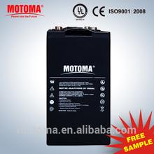 2v 1000ah battery GEL battery solar bttery
