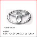 Toyota HILUX emblema / OE : 75311-0K010