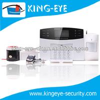 Yard, house, village,garage Usage smart wireless home alarm system,gsm sms home alarm