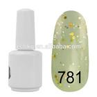 Promotion 600 Colors OEM 781 Gel Base Coat Nail Art Set Gel UV Nails