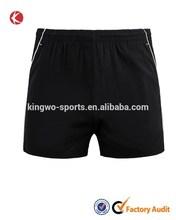 Contrast surround lines newest design man white/black shorts