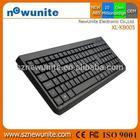 New hot sale tablet pc bluetooth wireless keyboard