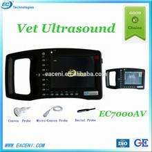 EC7000AV Portable Handheld Veterinary ultrasound unit