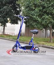 Patent kids 2 wheels foldable mini kick scooter