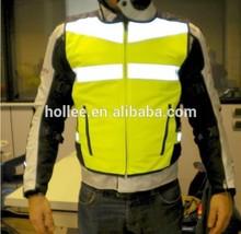 motorcycle reflective safety vest