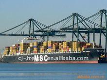 Sea Freight From China mainland to Iran