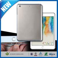 C&T Newest ultra slim lightweight transparent clear tpu case for ipad mini 3