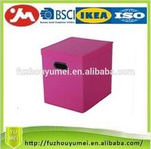 Customized storage box storage case with lid