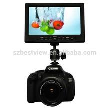 Cheaper 7 inch full hd dslr lcd monitor for shooting