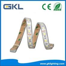 waterproof led strips light smd5050, led tape light 5050 led IP65 DC12V 60leds per meter