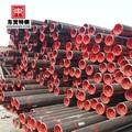 Astm a333 gr1 gr3 gr6 gr8 tubo de aço sem costura