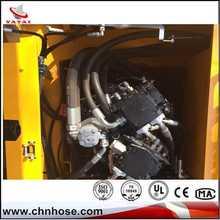 industrial flexible high pressure jet washer hose for car wash