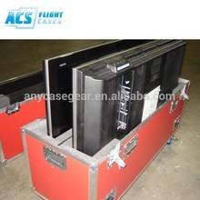 top sale Plywood ATA flight case , Flat Screen road Case ,Road Case fit 60 inch Screen