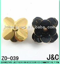 Fashion flower shape shoe decoration