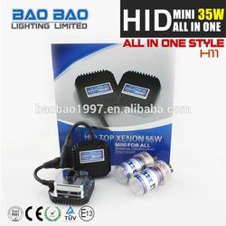 New Products on China Market hid xenon bulb d1s 35w, 35w mini all in one hid ballast, slim mini all in one ballast car hid kits