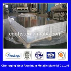 3.3mm 4mm Thickness Aluminium Plates 7021 t6