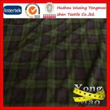 Huzhou hot sale printed anti pill polar fleece micro fleece fabric 100% polyester