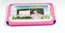2015 new design kids WIFI tablet pc dual core 7inch screen