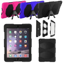 Heavy Duty Case, Shock Proof Case Cover For Ipad air 2 ipad 6