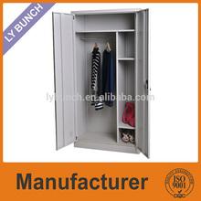 Good quality metal closet tall people furniture