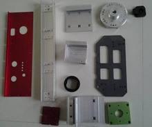 cnc machining aluminum parts/anodizing