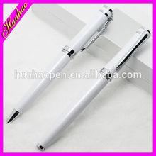 metal pen set factory Luxury Leather Pen,Bussiness Pen Set ,Famous Brand Pens