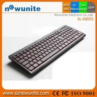 Low price most popular for tablet pc 1 2 wireless keyboard