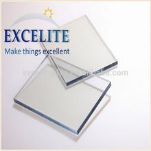 De policarbonato/de acrílico hojas de plástico transparente