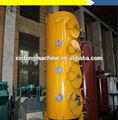 200 T óleo bruto fracionamento / alta qualidade de refino de petróleo máquina