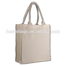 Colorful Plain Cotton Tote Bag Promotion Use