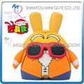 Mini Qute máscara de urso 6.5 cm presente do menino de plástico recarga Dragon ball mestre kame figuras de ação Anime dos desenhos animados brinquedo do carro decoração