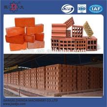 clay brick moulding machine in brick making machines for bricks