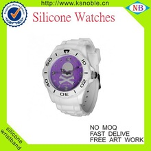 Sport Silicon Digital western wrist watches