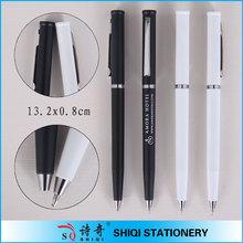 Half metal clip hotel promotion pen