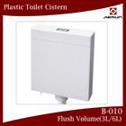Squat Pan Plastic Dual Flush Wall Hang Slimline Toilet Cistern B-010