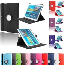 360 degree smart pu Leather Case Cover For samsung tab s 10.5'' with screen protector