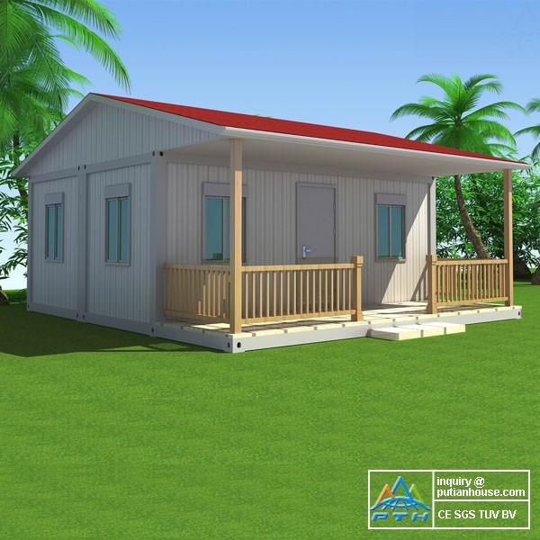 Luxury Prefabricated Villa Modular House Philippines PH