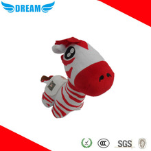 New design hand made plush horse soft toy
