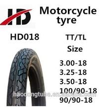 motorcycle tyre/motorcycle tubeless tyre 100/90-18