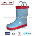 Fashionskyblue 2014 hiver, bottes d'équitation en cuir pour les enfants