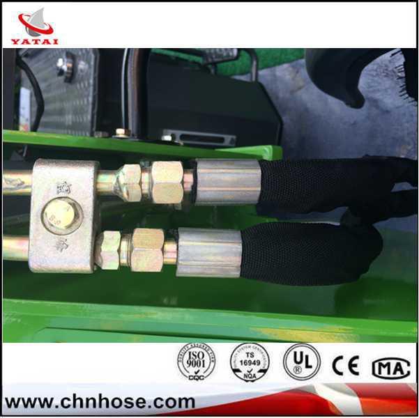 Flat Drip Hose China Supplier Lay Flat Drip