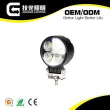 12V/24V Voltage and LED Lamp Type 4WD Work light spot/flood light 12W