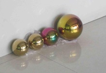 Hollow copper balls brass balls for decoration factory price SGS approved