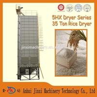 35 Ton Low Temperature Circulating Agricultural Rice Dryer