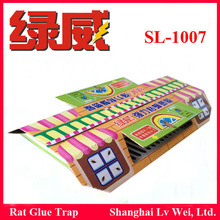 sticky cockroach glue house w/ attractant Shanghai Lv Wei Cockroach Glue Trap SL-1007