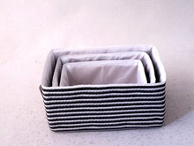 Rectangle and eco-friendly plastic container