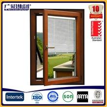Elegant aluminum curtains for sliding glass doors