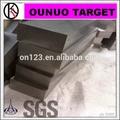 La normaiso 9000 verificado baojie ounuo hecha de titanio 6al4v/ti6al4v hojas para la venta